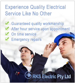 Fully licensed Sydney electricians
